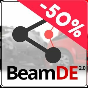 Новая игра Beam DE2.0:Car Crash Simulator на Андроид - Взлом на монеты