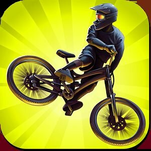 Скачать игру Bike Mayhem Mountain Racing на Андроид - Взлом на монеты