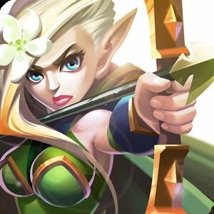 Скачать Magic Rush: Heroes на Андроид - Взлом на монеты