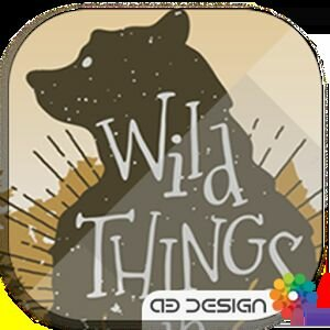 Скачать Wild Bear Theme for Xperia™ на Андроид - Взлом на лицензию